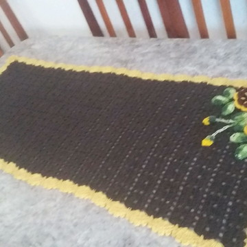 Caminho de Mesa em croch