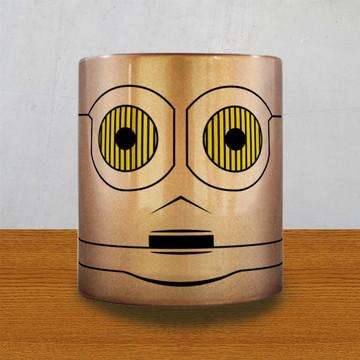 Caneca C-3PO Star Wars