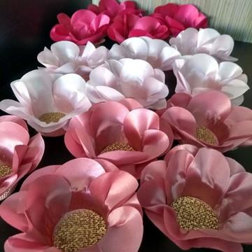 Forminha estilo flor