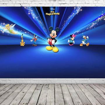 painel de festa mickey mouse
