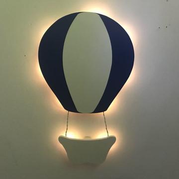 Balão Com Luz de LED Para Quarto