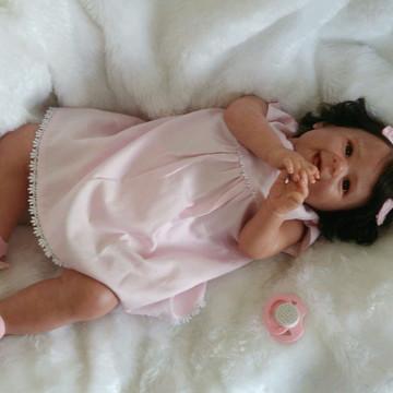 Bebê Reborn Valentina kit Maizie