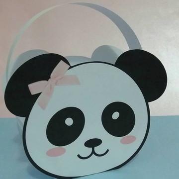 Panda Lembrancinha Panda caixinha festa panda