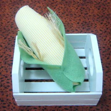 Espiga de Milho em Patchwork