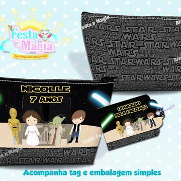 Necessaire Personalizada Star Wars