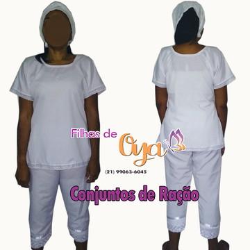 Conjunto de Ração Umbanda
