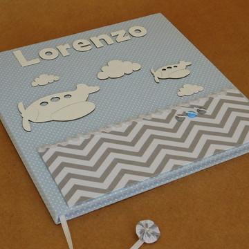 Livro Do Bebê avioezinhos 1