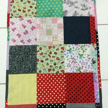 Tapete de retalhos (patchwork)