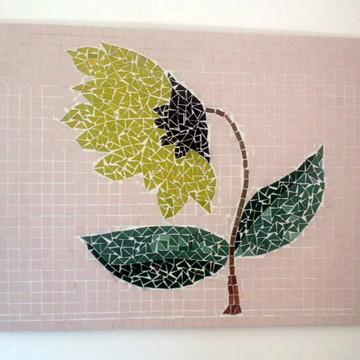 Quadro Parede em Mosaico