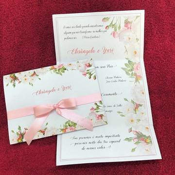 Convite Elegante R03