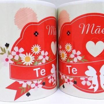 Caneca Personalizada Dia das Mães -Lembrancinha Dia das Mães
