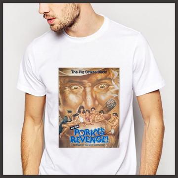 Camiseta Filme Porkys Contra Ataca