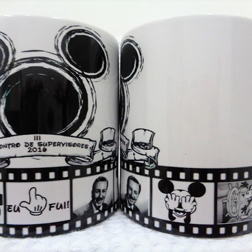 Caneca Personalizada Mickey -Lembrancinha Mickey