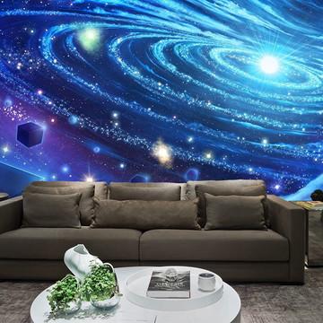 2992a0ff8 Papel de Parede Universo 0010 - Adesivo de Parede