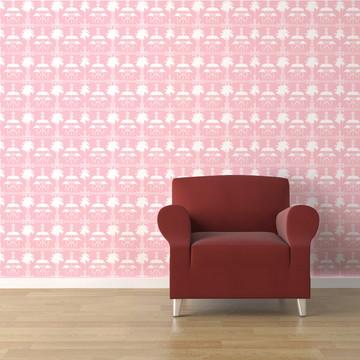 Papel de Parede – Flamingo-02
