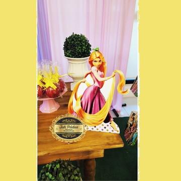 Display de mesa Enrolados- Rapunzel