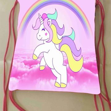 mochilinha unicornio