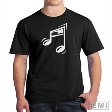 Camiseta Nota musical 3