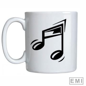 Caneca Nota musical 3