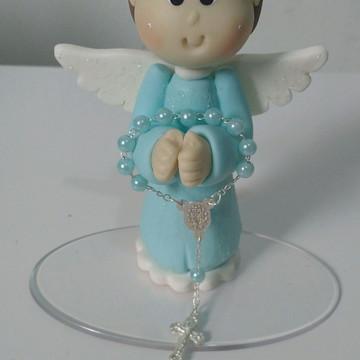 Topo Anjo para Batizado