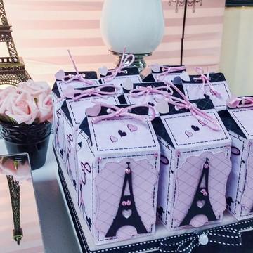 Caixa milk personalizada Paris