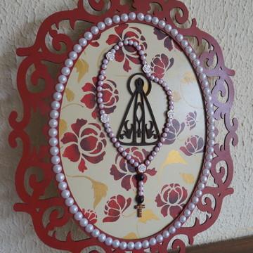 Placa Nossa Senhora Aparecida