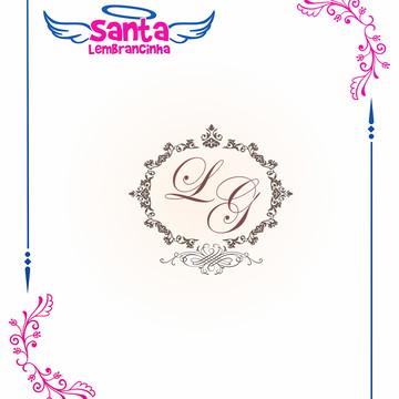 Brasão Casamento - SL 1165