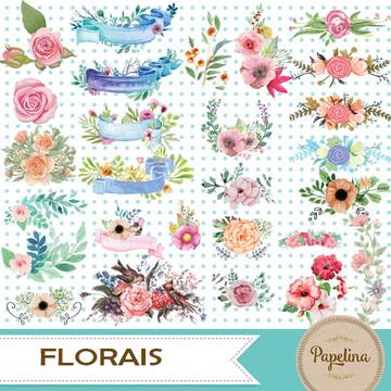 Kit Digital Arranjos Florais