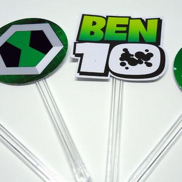 Topper para Docinhos Ben10