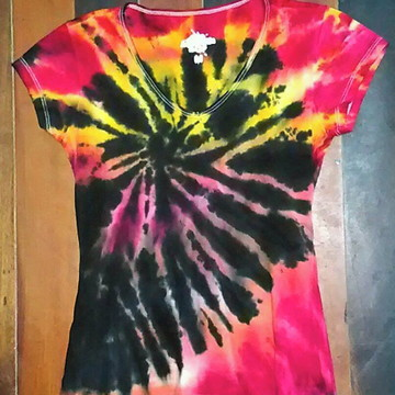 00cffa7b7 camiseta Tye Die