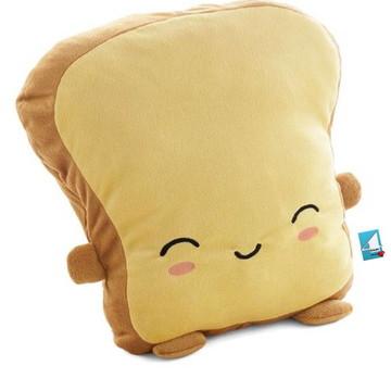 Pão de forma almofada