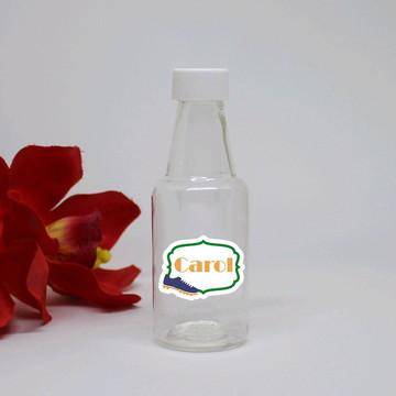 Garrafinha de plástico com texto - Brasil - chuteira