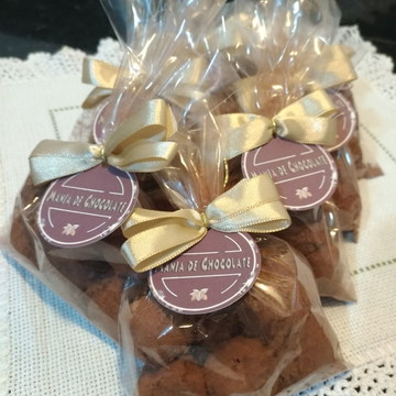 Trufas de Chocolate Sabores (4 unidades)