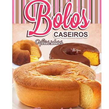 Banner Bolos e Doces - R$42,00 - ARTE ENVIADA PELO CLIENTE