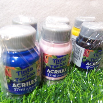 Tinta Acrílex Para Tecido 37 ml