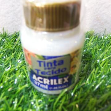 Tinta para Tecido Acrilex - Glitter - 37 ml