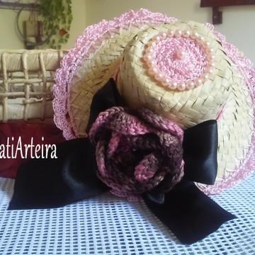 Mini chapéus acessório de cabelos