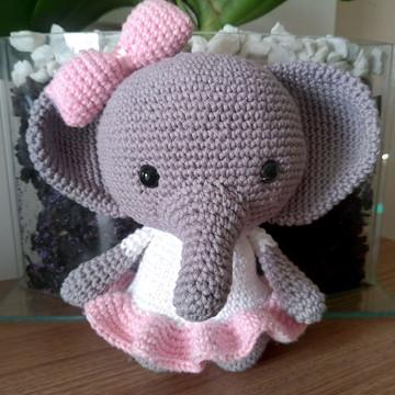Amigurumi Elefantinha