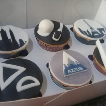 Cupcakes - Arquitetura