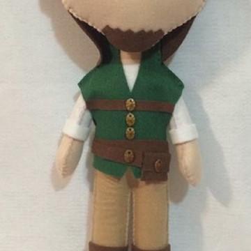 Príncipe Flynn Rider - Enrolados