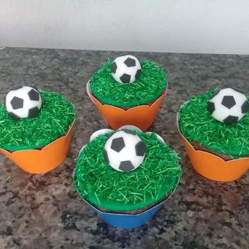 Cupcakes - Futebol