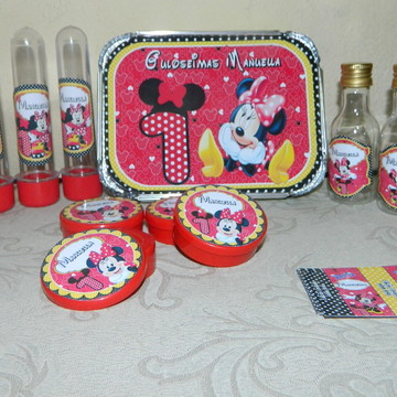 Kit Festa Minnie-temos todos os temas