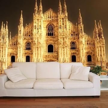 Papel de Parede 3D Cidades 0006 (Italia) Adesivo de parede