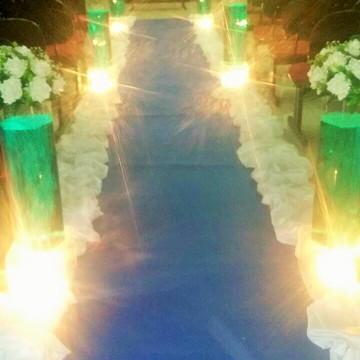 Decoração Cerimonia de Casamento