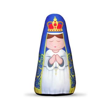 Peso de porta Nossa Senhora Aparecida pesinho santinha