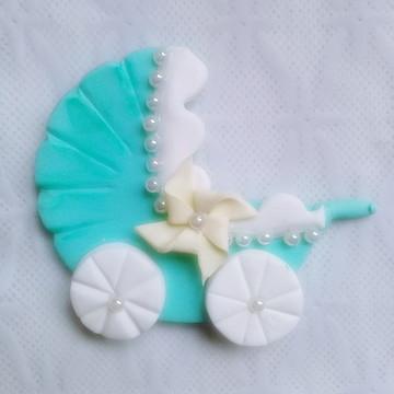 Lembrancinha Personalizada Carrinho de bebê
