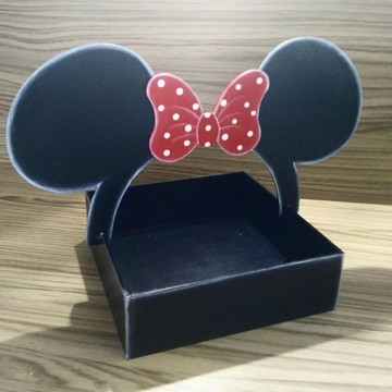 Caixa porta trecos Minnie
