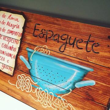 Pallet Espaguete