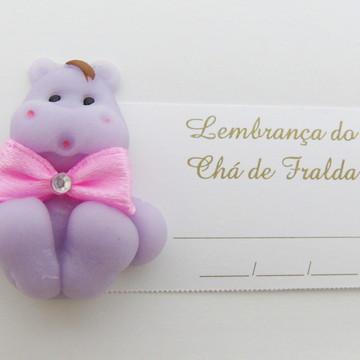 LEMBRANÇA CHÁ DE FRALDA MENINA
