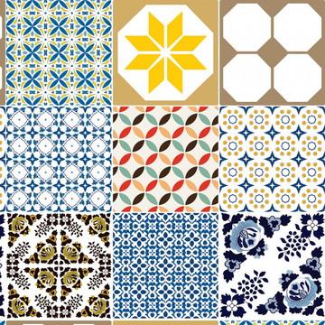 Adesivo de Azulejo cozinha banheiro